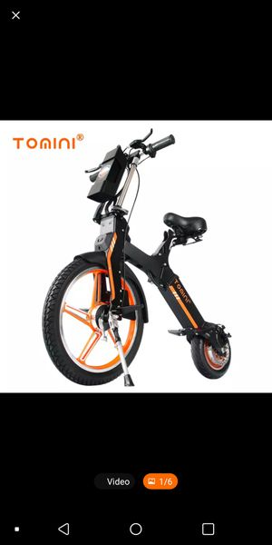New Foldable Electric Commuting Bike for Sale in Stone Mountain, GA