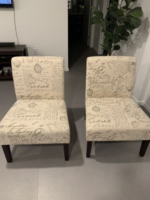 Accent chairs for Sale in San Diego, CA