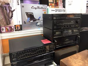 6 Piece Onkyo Stereo System for Sale in Virginia Beach, VA