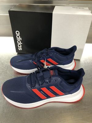 NEW ADIDAS RUNFALCON TENNIS SHOES SIZE-6 YOUTH BOYS OR GIRLS for Sale in Savage, MD