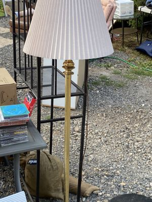 Floor lamp and table lamps, $10 each at our sale 34963 S. East Gunderson Road in Sandy, Friday Saturday Sunday 9 AM to 8 PM for Sale in Sandy, OR