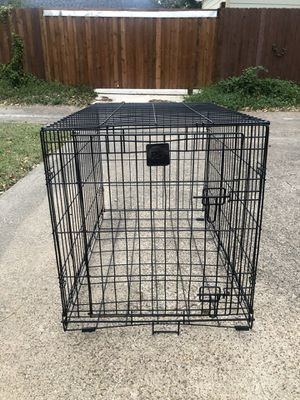 Foldable Dog Crate 🐶 for Sale in Dallas, TX