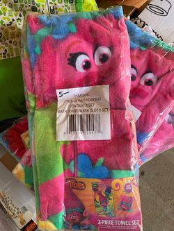 Trolls towel for Sale in Portland,  OR
