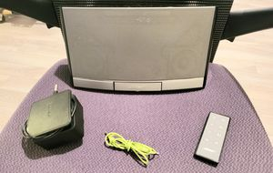 BOSE SOUND DOCK PORTABLE MUSIC SYSTEM for Sale in Queens, NY
