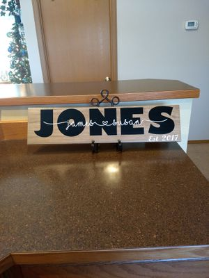 Personalized names tiles. Great gift idea for Sale in Little Rock, AR