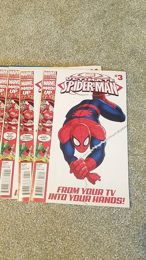 29 ULTIMATE SPIDER-MAN comic books for Sale in Portland, OR