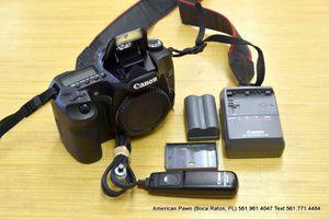 Canon EOS 40D 10.1MP Digital SLR Camera Body DS126171 for Sale in Boca Raton, FL