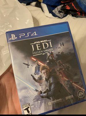 Star Wars: Jedi Fallen Order Ps4 for Sale in Hialeah, FL