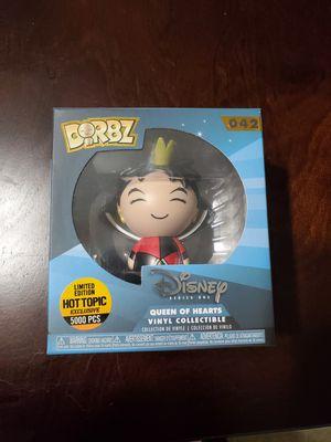 Disney Dorbz Queen of Hearts for Sale in Clovis, CA