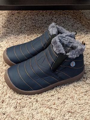 New boys/girls snow boots size 3/4 for Sale in San Bernardino, CA