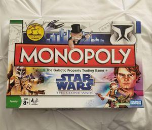 "Monopoly Starwars"" ""The cone wars"" for Sale in Tacoma, WA"