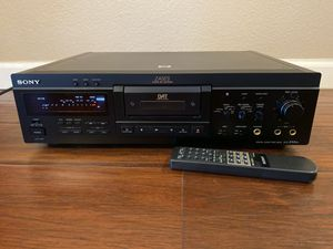 SONY DAT ZA-5ES Super Bit Mapping with Remote for Sale in Glendora, CA