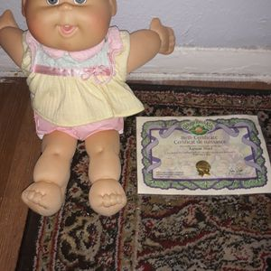 Vintage Cabbage Patch Kids for Sale in Garland, TX