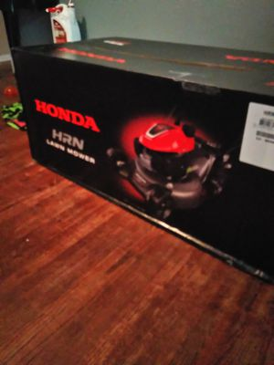 Honda lawn mower for Sale in Irving, TX