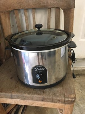 Crock pot for Sale in Cumberland, VA