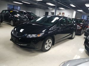 2015 honda civic with low mileage for Sale in Rockville, MD