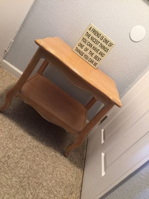 Ethan Allen end table for Sale in Anaheim, CA