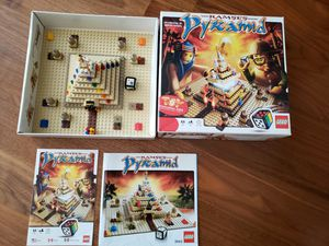 Lego pyramid board game for Sale in Des Plaines, IL
