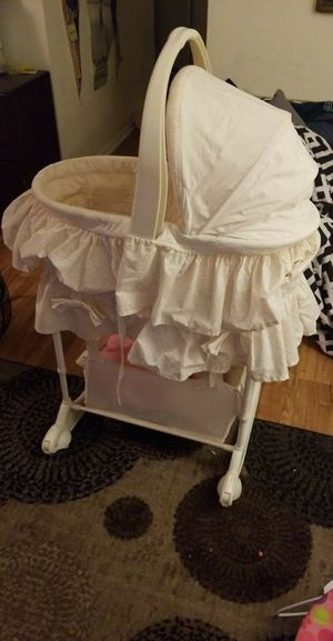 Bassinet W/ changing table installed for Sale in Denver, CO