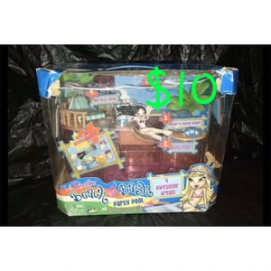 Lil Bratz bash party pool doll set for Sale in Los Angeles, CA