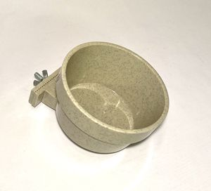 Travel Crate / Kennel Food or Water Bowl for Dogs by Happy Home Pet Products for Sale in San Antonio, TX