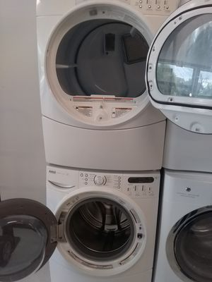 Kenmore washer and dryer used good condition 90days warranty 🔥 for Sale in Mount Rainier, MD