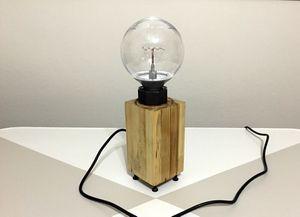 Rustic Desk Lamp for Sale in Salt Lake City, UT