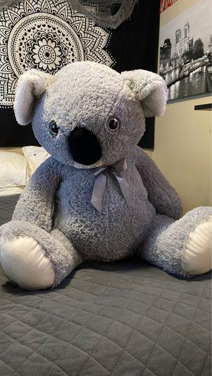 Big stuffed koala teddy bear for Sale in Vancouver, WA