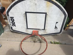 Basketball hoop for Sale in Littleton, CO