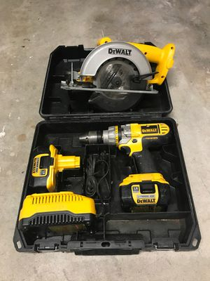 Power tool set. for Sale in Lake Worth, FL