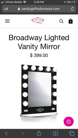 New And Used Makeup Vanity For Sale Offerup