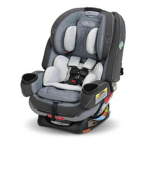 Graco 4Ever Extend2Fit Platinum 4-in-1 Convertible Car Seat for Sale in Schaumburg, IL
