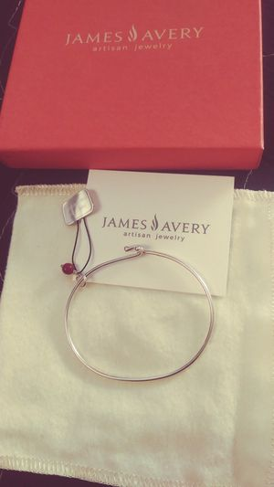 James avery bracelet and little charm for Sale in South Houston, TX