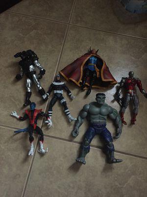 Marvel legends 2005 toy biz collection for Sale in Fresno, CA