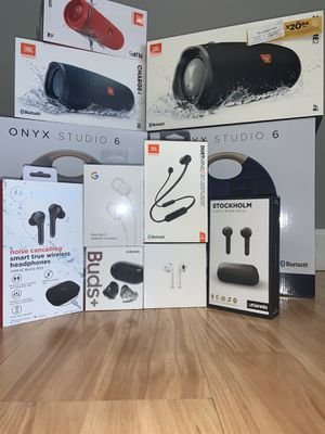 Wireless Headphones and Speakers for Sale in Independence, OH