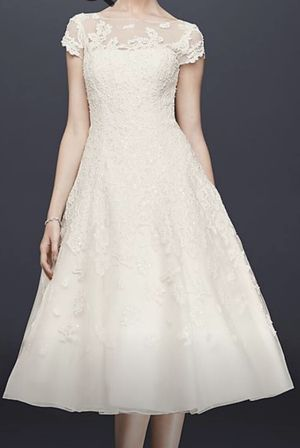 NEW Short Wedding Dress for Sale in Raleigh, NC