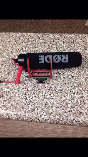 Rode camera microphone for Sale in Smyrna, GA