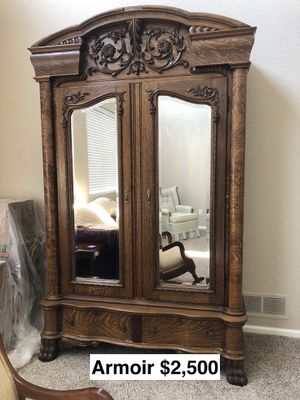 Antique armoire for Sale in Thornton, CO