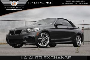 2016 BMW 2 Series for Sale in Montebello, CA