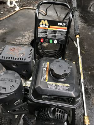 Pressure washer 2700 psi for Sale in Gaithersburg, MD