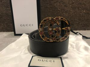 Gucci GG Gems Belt *Authentic* for Sale in Queens, NY