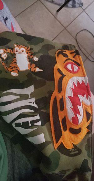Bape Tiger Hoodie for Sale in Mesa, AZ