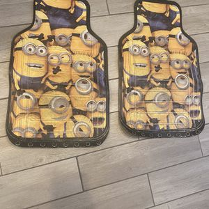 Despicable Me Car Mats for Sale in Concord, CA