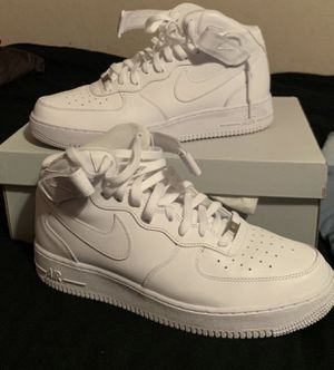 Mid Top Air Force 1s for Sale in Broken Arrow, OK