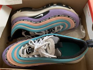 Have a nike day air max 97s for Sale in Fall River, MA
