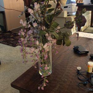 Glass vase for Sale in Norwalk, CA