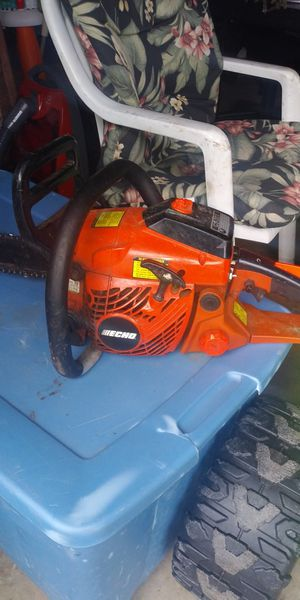 Echo chainsaw for Sale in Edmonds, WA