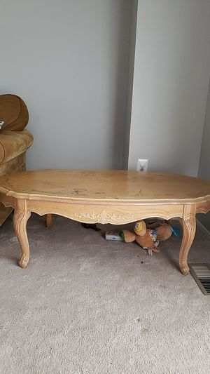 Antique coffee table for Sale in Columbia, MD