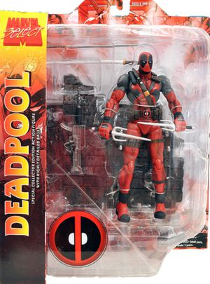 Marvel Select Deadpool - $25 for Sale in Saint Clairsville, OH