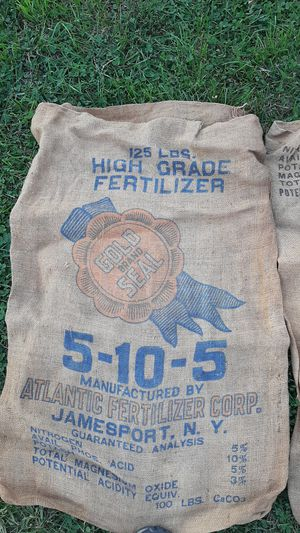Antique Burlap Bags for Sale in Cutchogue, NY
